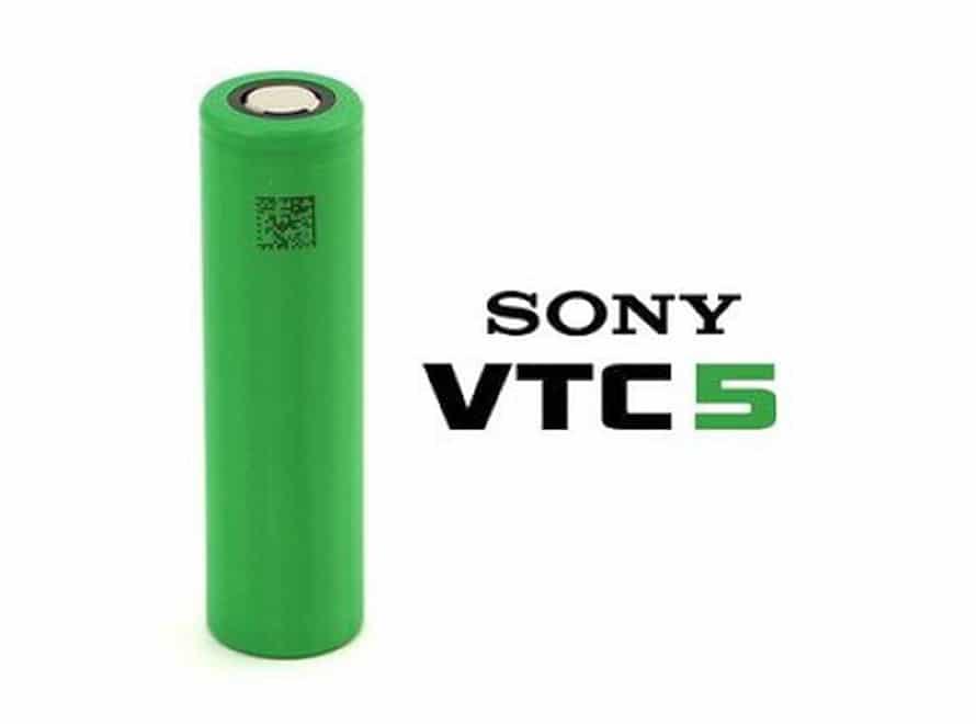 Sony VTC5 18650 2600mAh 30A Battery