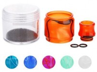7.5mL Resin Tube & Drip Tip Kit for SMOK TFV8 Big Baby Tank