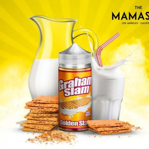 Graham Slam by Mamasan E-Liquid
