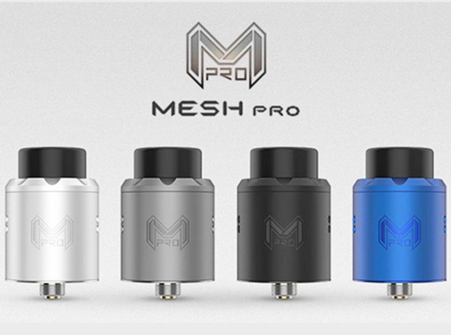 Digiflavor Mesh Pro 25mm RDA