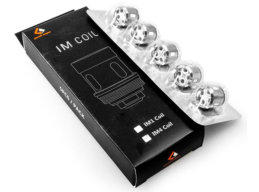 Geek Vape IM1/IM4 Coils for Aero/Shield (5pcs)