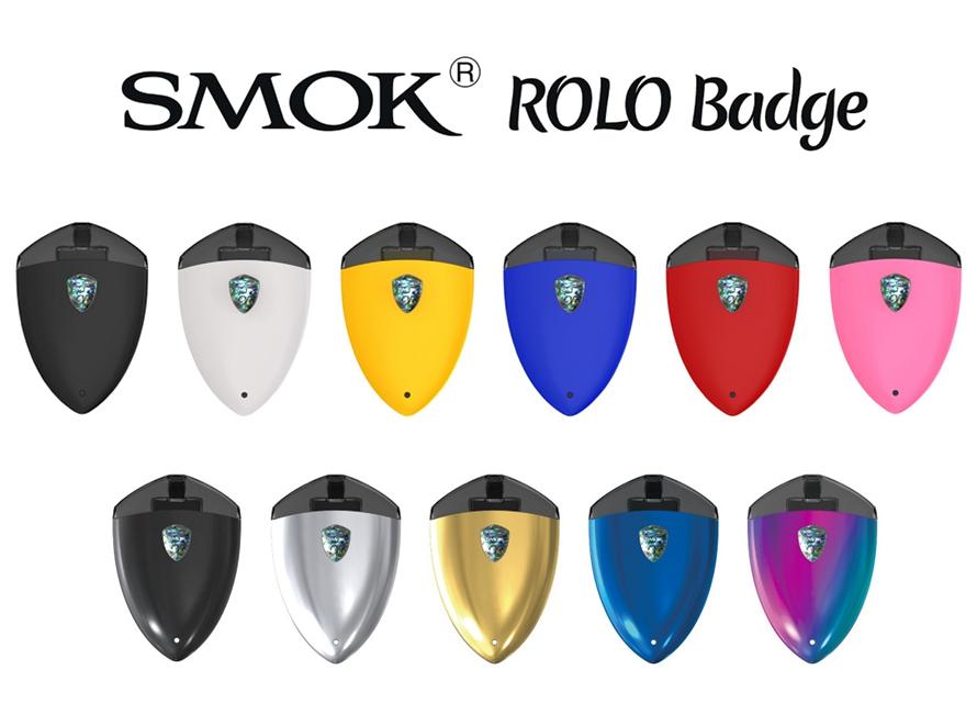 Smok Rolo Badge Starter Kit Vaporider