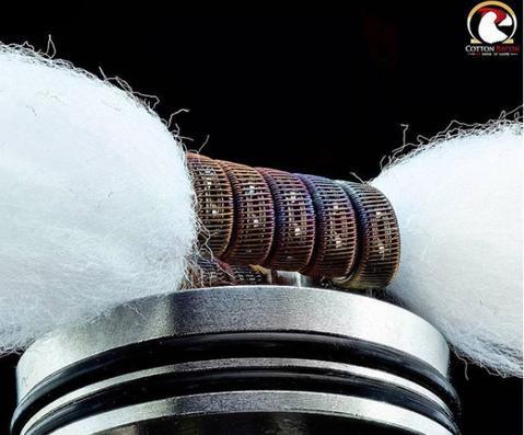 Cotton Bacon V2 By Wick 'n' Vape - 10pcs