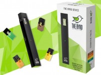 The Byrd Pod Vaporizer Starter Kit by Space Jam
