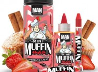 One Hit Wonder Man Series TruNic 2.0 Nicotine Salts 100mL E-Liquid - Mini Muffin Man