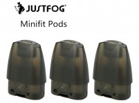 JUSTFOG MINIFIT 1.5mL Replacement Pods (3pcs)