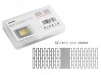 Vapefly Mesh Plus RDA/RDTA SS316L Mesh Coils (15pcs)
