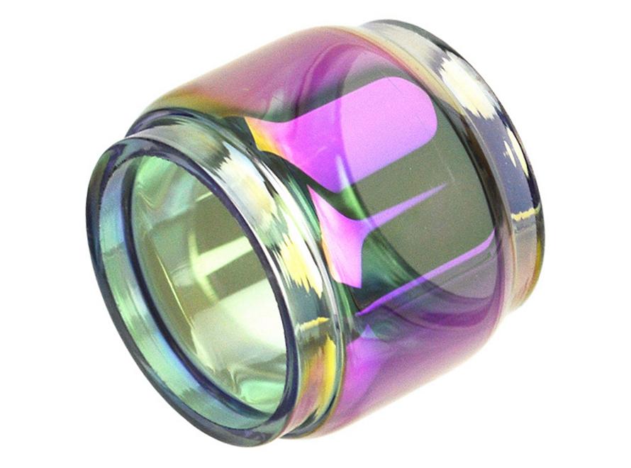 8mL Rainbow Bulb Pyrex Glass Tube for SMOK TFV12 Prince Tank