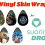 Vinyl Skin Wrap Sticker for Suorin Drop All-In-One Starter Kit