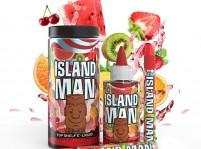 One Hit Wonder Man Series TruNic 2.0 Nicotine Salts 100mL E-Liquid - Island Man