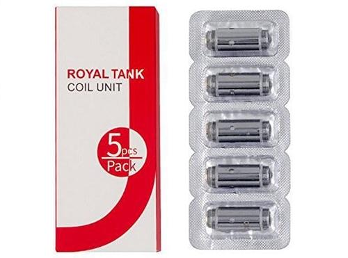 Jomo Royal 30 Vape Pen BVC Coils (5pcs)