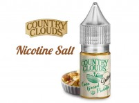 Country Clouds Nicotine Salt Series 30mL E-Juice