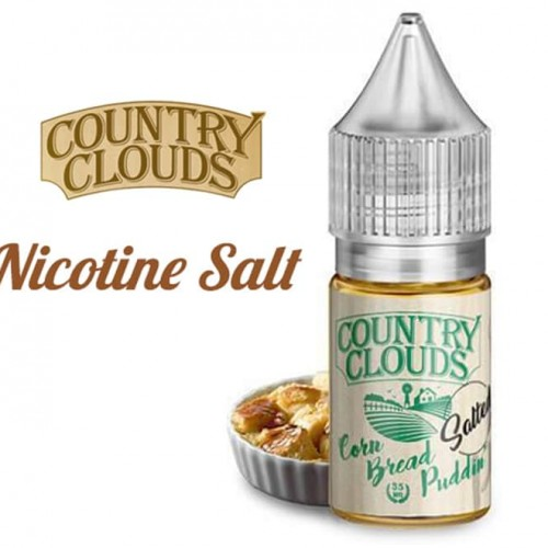 Country Clouds Nicotine Salt Series 30mL E-Juice