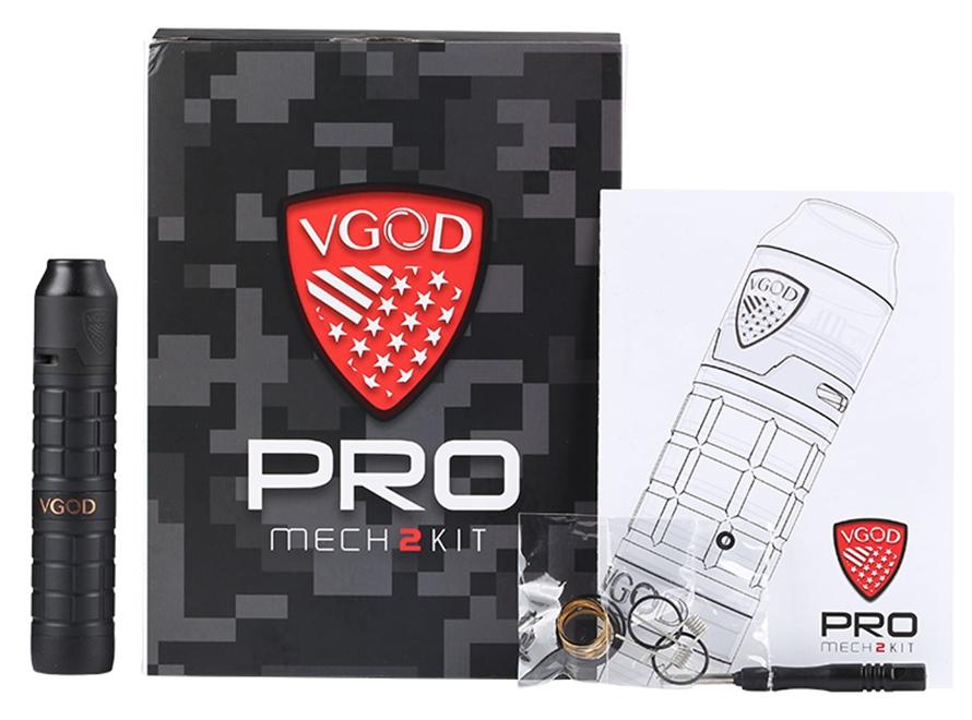 VGOD Pro Mech 2 Mod Kit with ELITE RDA