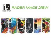 Hugo Vapor Rader Mage 218W TC Box Mod