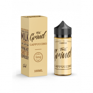 The Grind 100mL E-Liquid