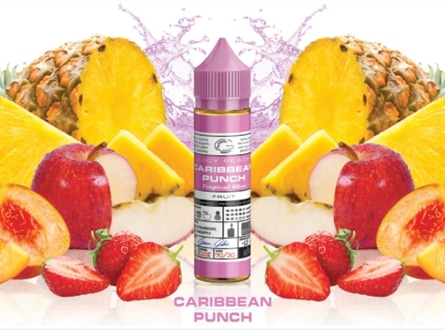 Basix Series 60mL Premium E-Liquid by Glas