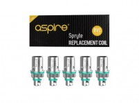 Aspire Spryte BVC Replacement Coil (5pcs)