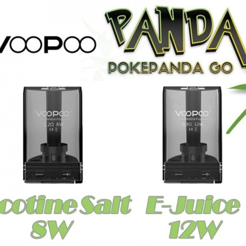 VOOPOO PANDA Pod for Nicotine Salt/E-Juice (Single Pack)