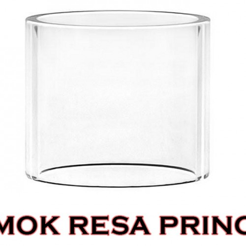 Clear 5mL Pyrex Glass Tube for SMOK Resa Prince Tank
