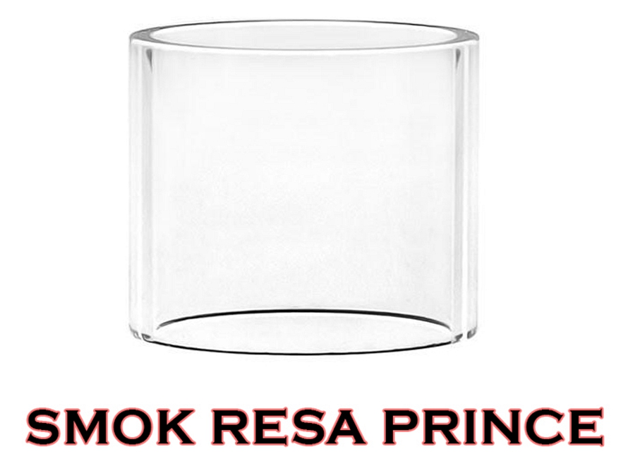 Clear 5mL Pyrex Glass Tube for SMOK Resa Prince Tank