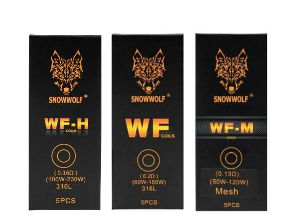 SNOWWOLF WF Coils
