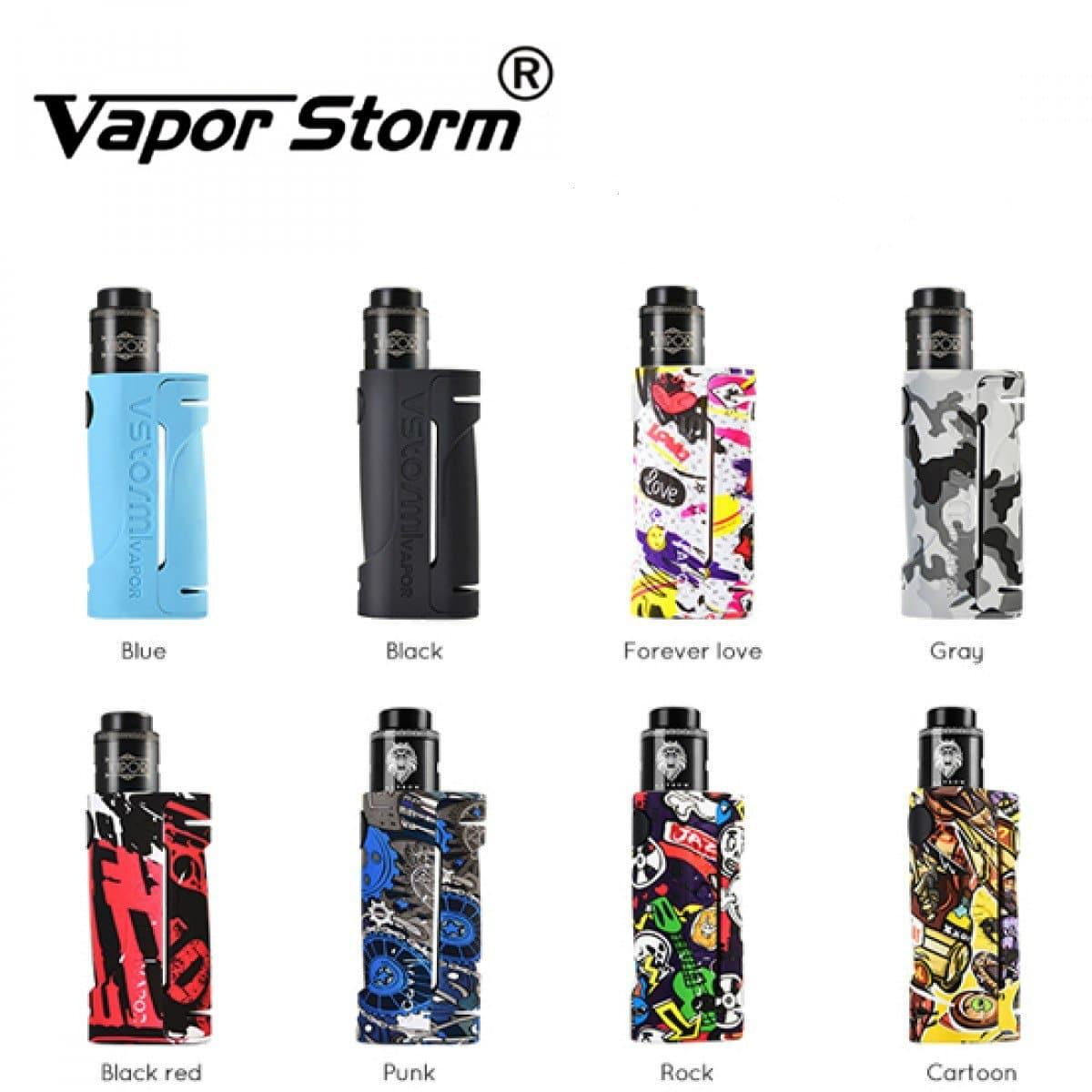 Vapor Storm Eco Rda Kit Vaporider