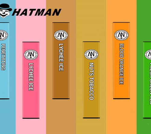 Hatman AN Disposable Cigarette