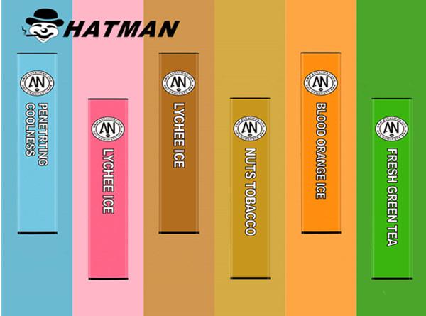 Hatman AN Disposable Cigarette
