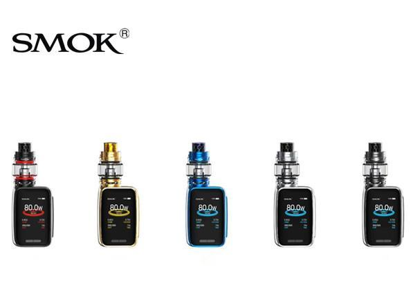 SMOK X-Priv Baby 80W TC Kit with TFV12 Big Baby Prince