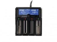 XTAR Dragon VP4 Plus Premium LCD Li-ion/Ni-MH Battery Charger