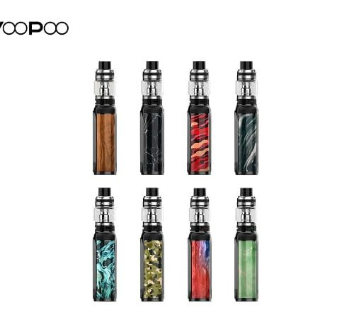 VOOPOO VMATE 200W TC Kit with UFORCE T1 Tank
