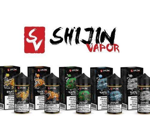 Shijin Vapor 100ML E-Liquid