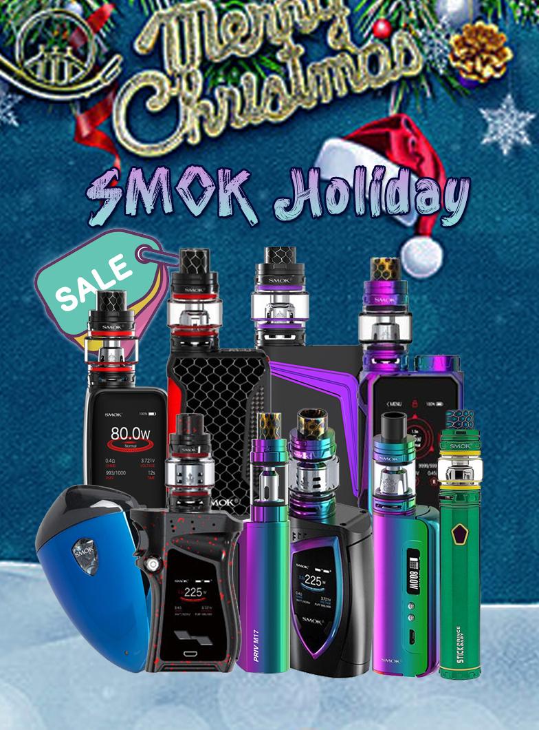 SMOK Holiday Sale