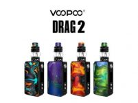 VOOPOO Drag 2 177W TC Kit with UFORCE T2 Tank