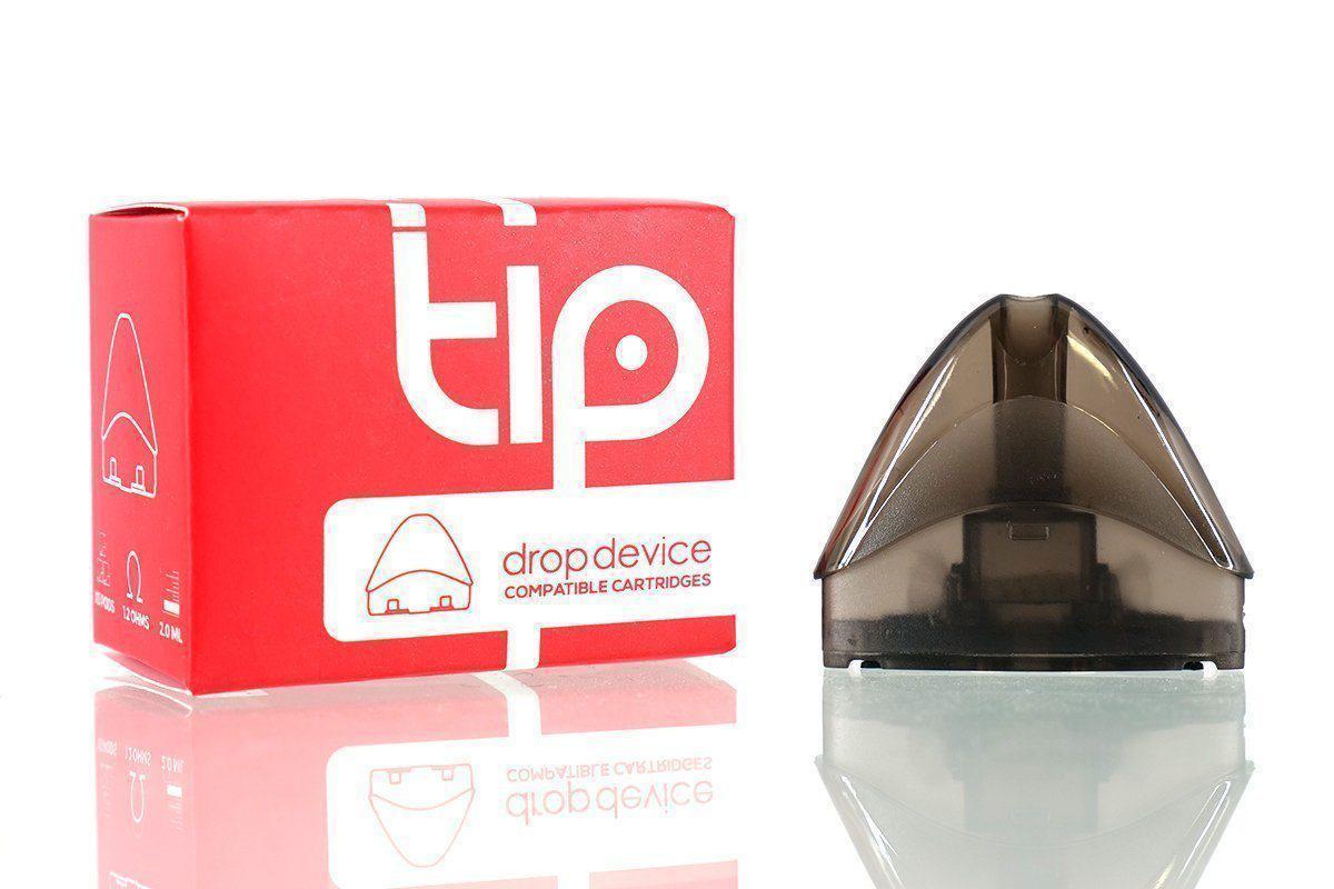Tip Replacement Cartridges for Suorin Drop (3pcs)