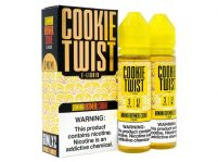 Cookie Twist E-Liquid 60ML/120ML - Banana Oatmeal Cookie