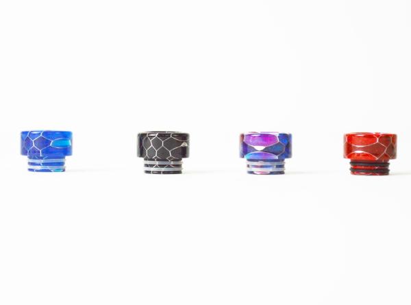Snake Skin Resin 810 Drip Tip