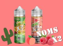 NOMS X2 120ML E-Juice
