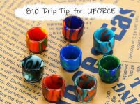 VOOPOO Resin 810 Drip Tip